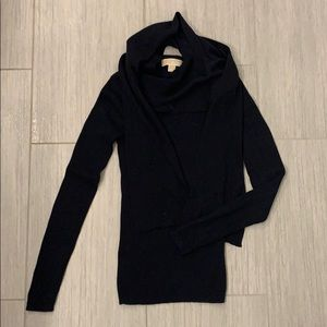 Michael Kors Sweater with Removable Scarf